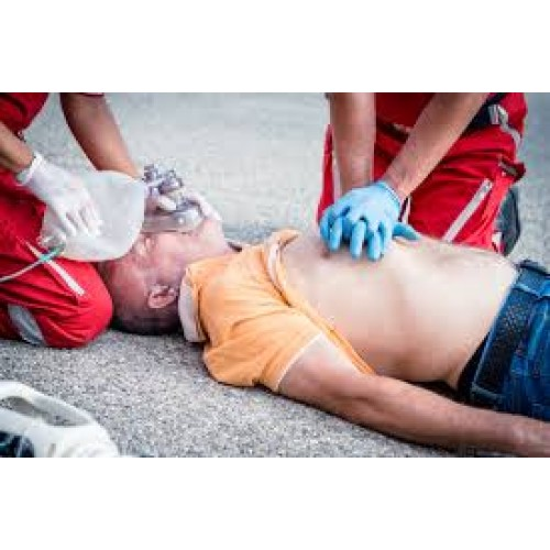 FREE Basic Life Support Course