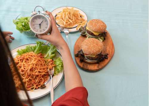 Nutrition for young people