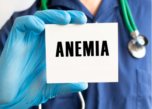 Anaemia (Iron deficiency)