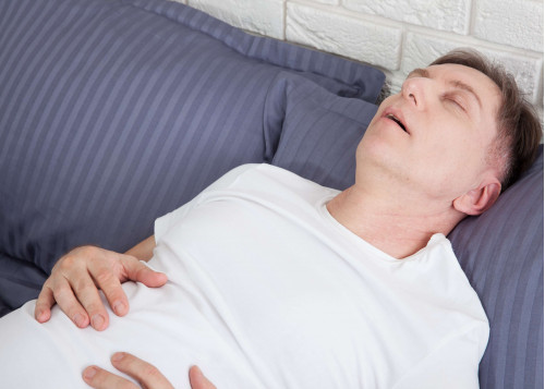 Obstructive Sleep Apnoea Syndrome (OSAS)