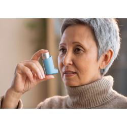 Inhaler technique consultation (OSCE)