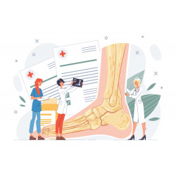 Ankle and foot examination (OSCE)