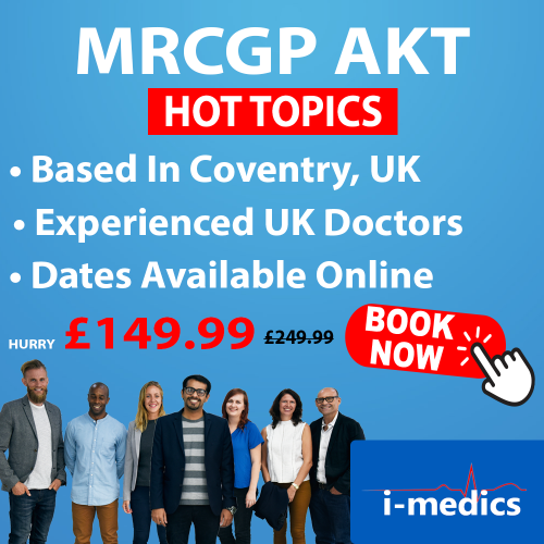 AKT Hot Topics Course