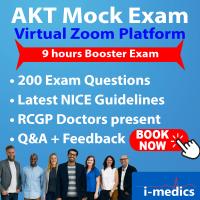 Virtual ZOOM AKT Mock Exam