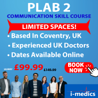 PLAB 2 Communications Skill Course